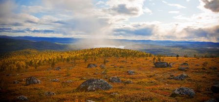 Why film crews are zooming into Finnish Lapland