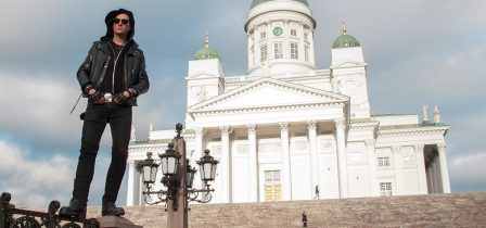 Helsinki: a goth 'n roller's guide