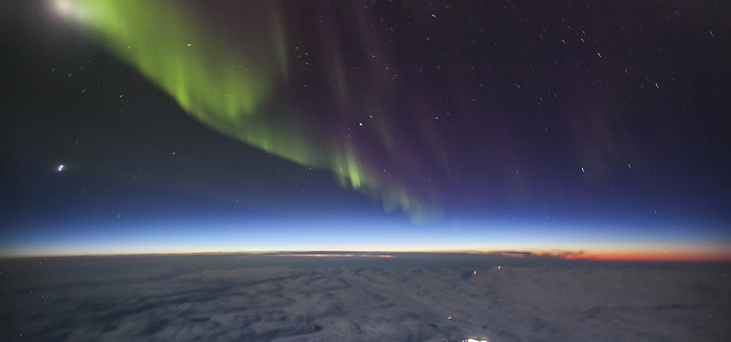 Best bet to see the Northern Lights