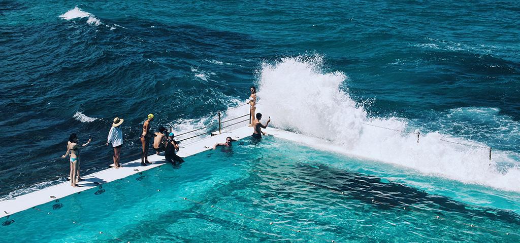 Get the Bondi Beach look