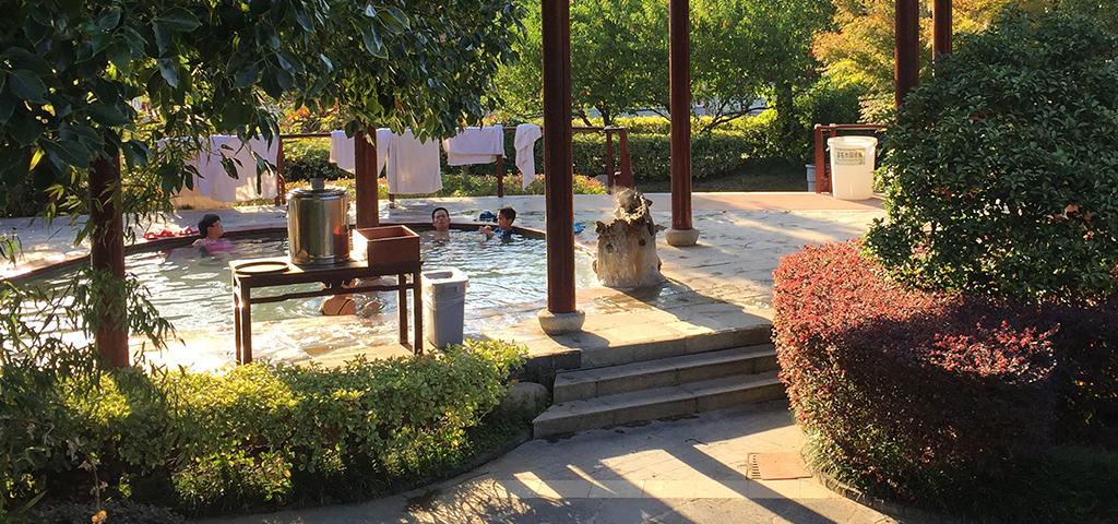 Enjoy Nanjing's soak-worthy healing waters