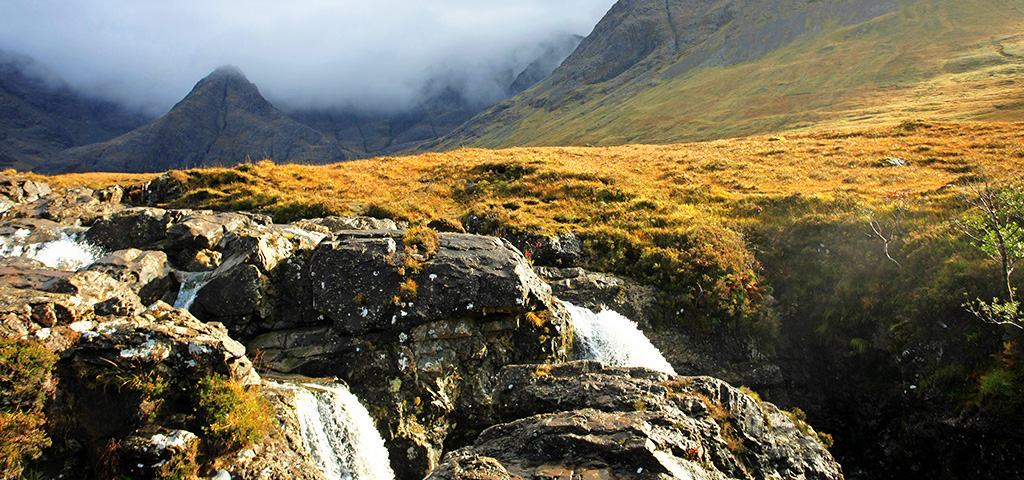 How to do the Scottish isles right