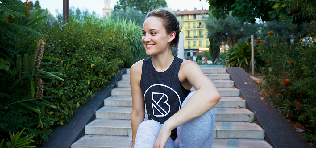 Busting yoga clichés: meet the bad yogi who is debunking stereotypes