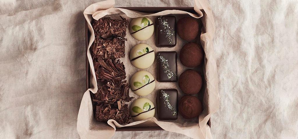 Helsinki's artisan chocolate factory
