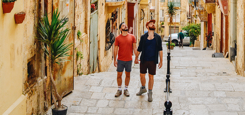 Five tips for gay-friendly travel