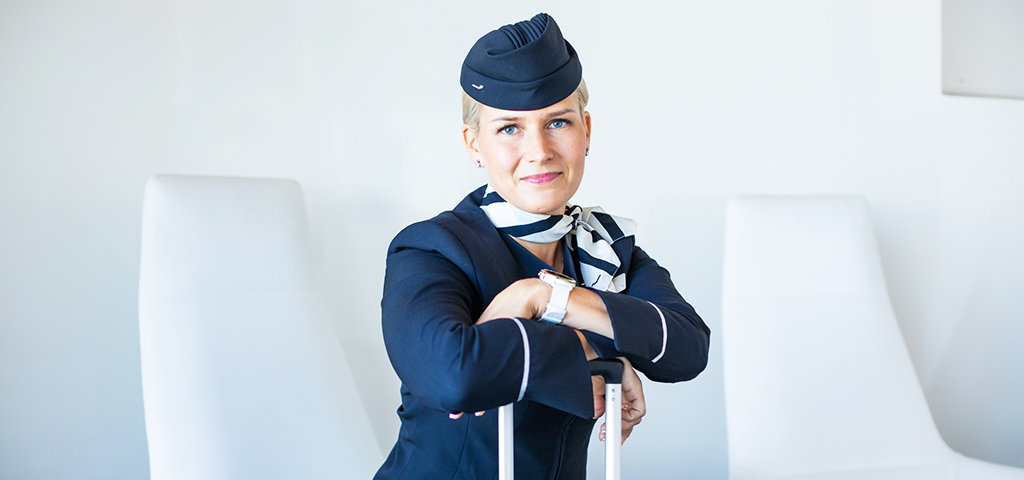 Cabin crew tips: The art of packing