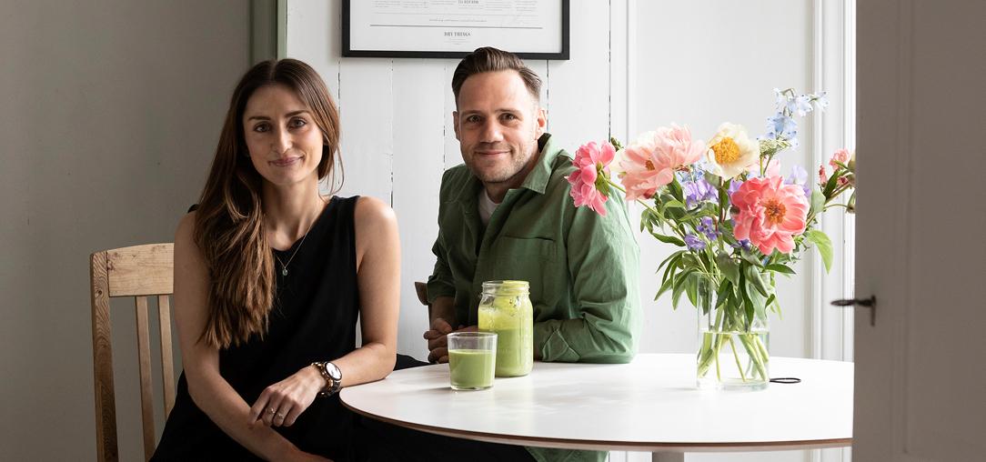 Meet Sweden's veggie visionaries