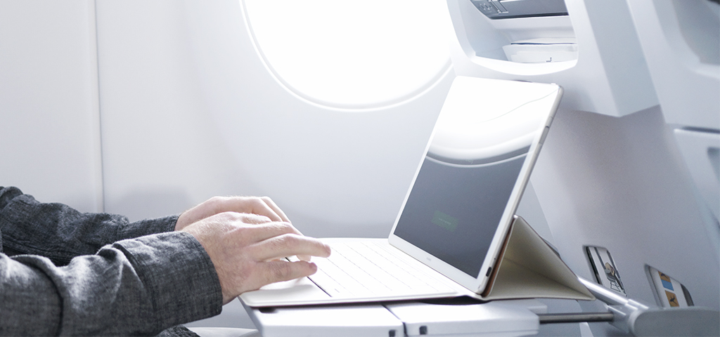 Three ways to be more productive onboard