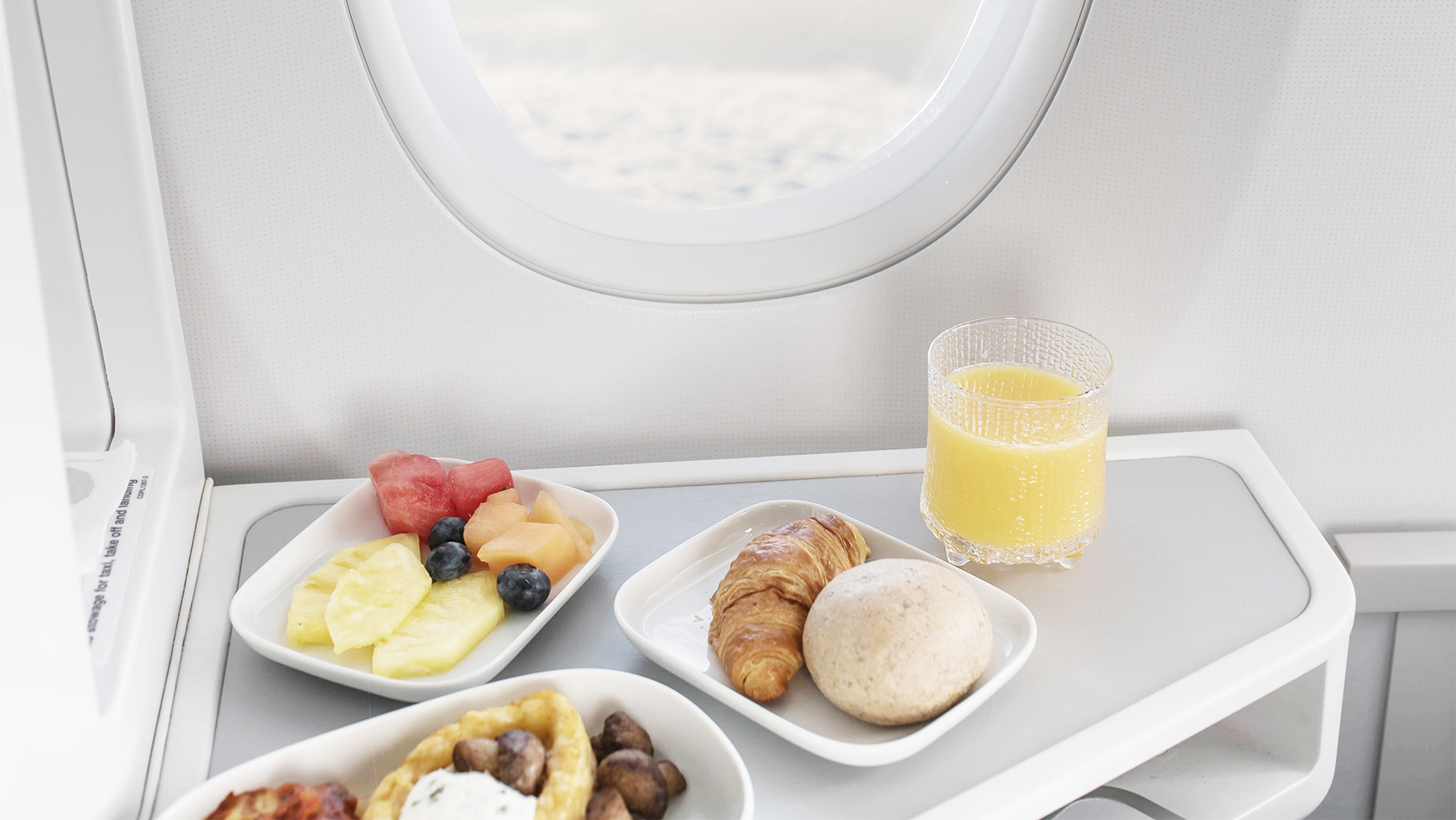 Your top 5 questions about our inflight food service answered