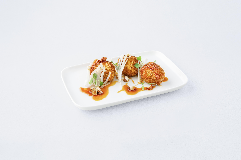 Take a sneak peek at Finnair's newest Business Class meals