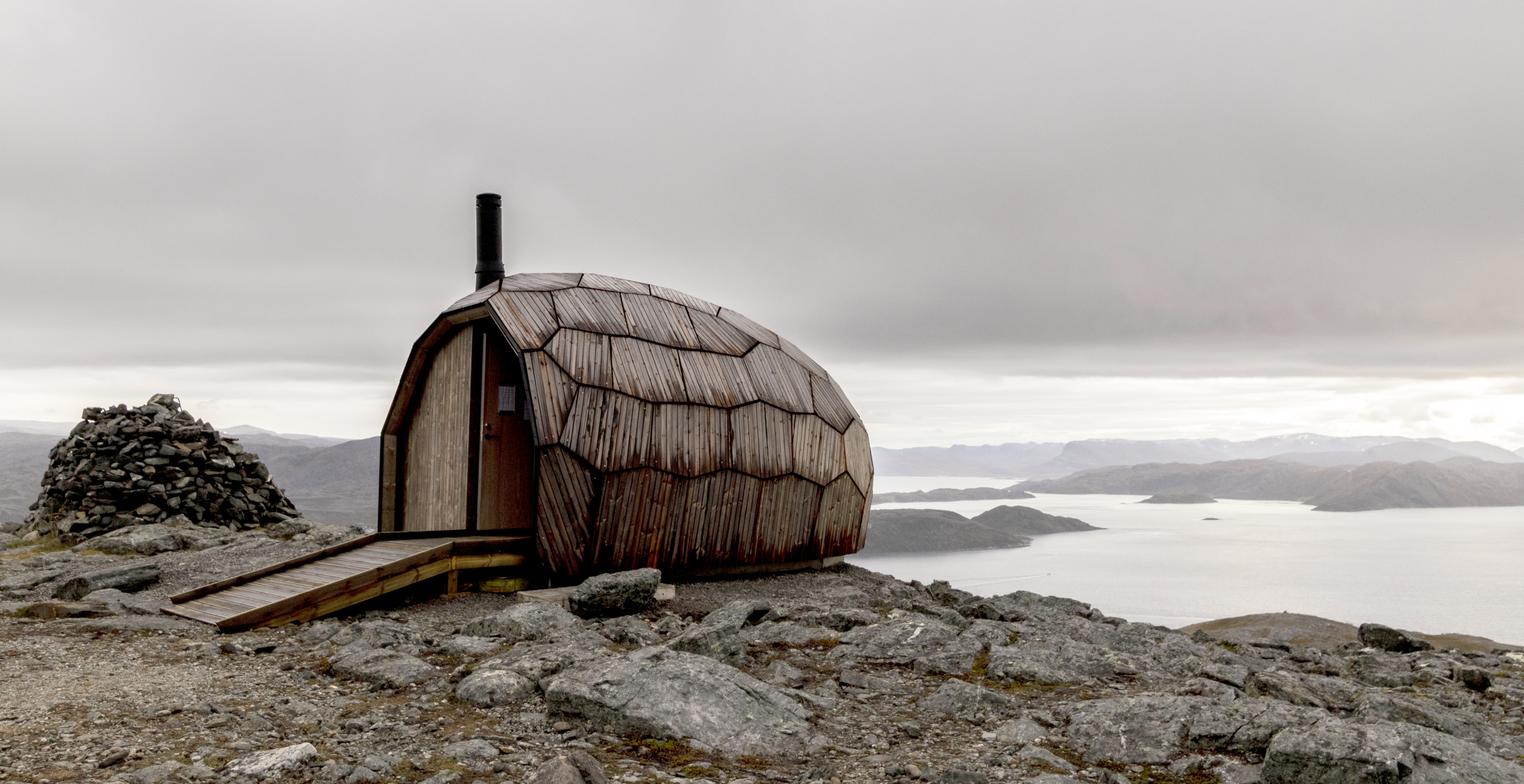 These quirky holiday hideouts in Norway will make you crave some me-time