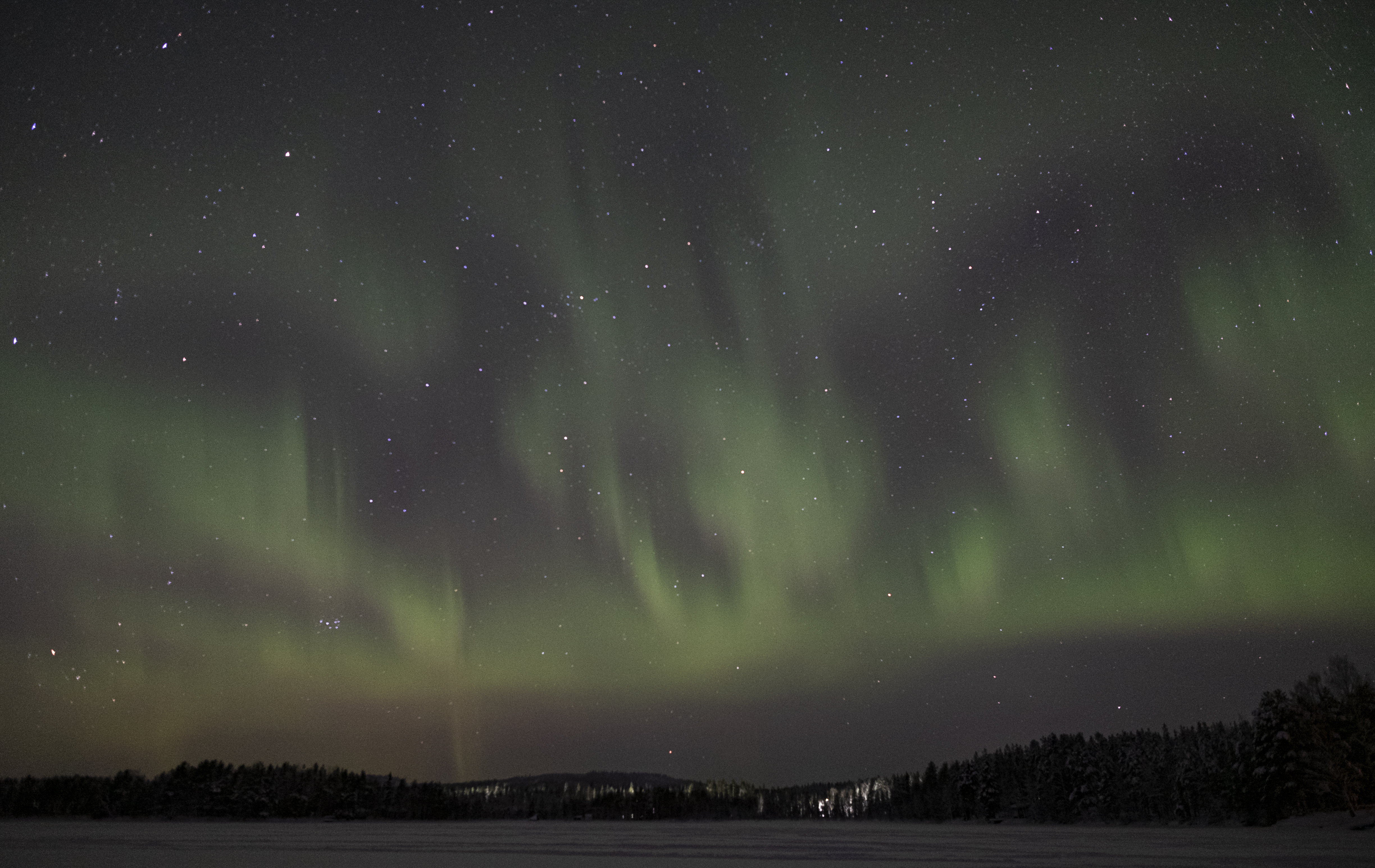 What's it like to chase the Northern Lights?