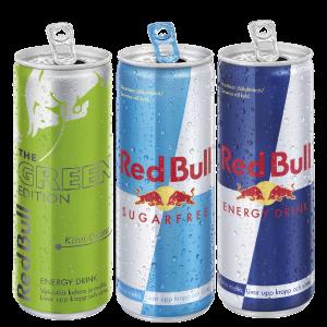 Red Bull 2 € kpl