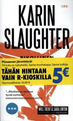 Slaughter rikollinen vyötteellä