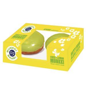 Fazer Sweet lemon -munkki 2 kpl 3,90 €