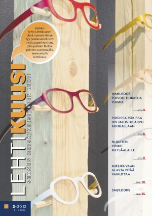 Lehtikuusi 2 / 2012 kansikuva