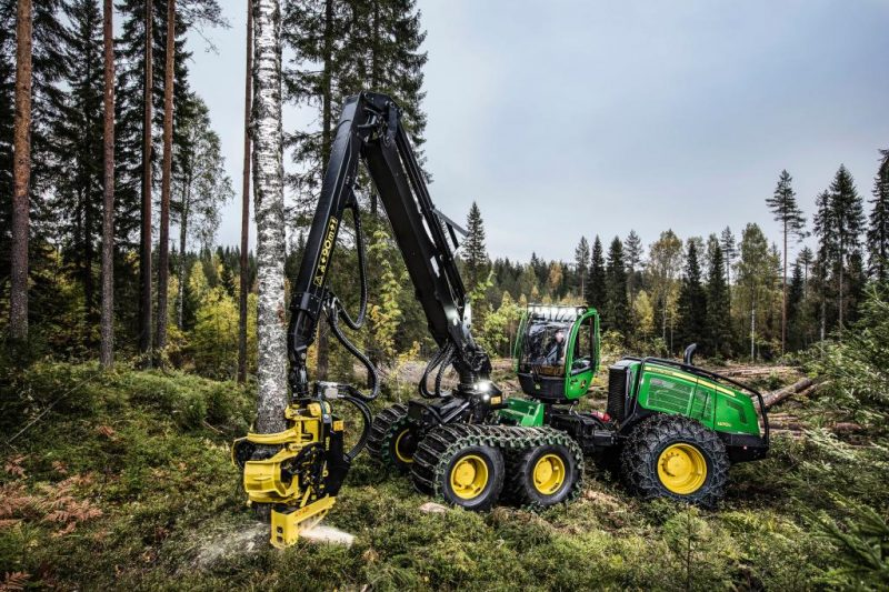 Believe it or not – ten amazing facts about mechanized timber harvesting – Finnish Forest ...