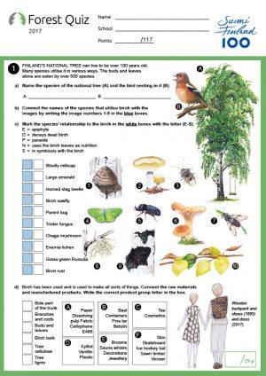 Forest Quiz thumbnail