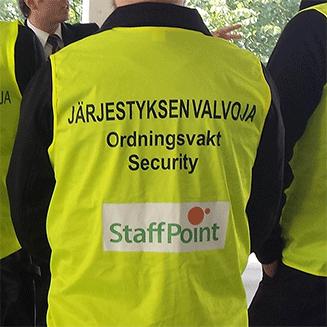StaffAcademy turvallisuus
